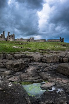 Dunstanburgh Castle, Northumberland (by mbphotograph)
