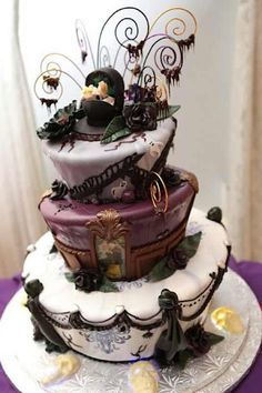 Cake Wrecks - Home - Sunday Sweets and Halloween Treats! By Walt Disney World resort bakers, featured here