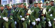 #Cuba: Con estos soldados el régimen promete a #EEUU 'un sombrero de plomo por la cabeza'  [VÍDEO]