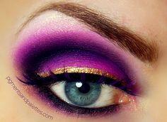 Gilded Eyeliner