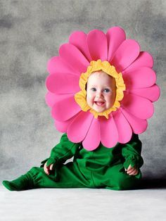 infant flower costume pattern - Google Search