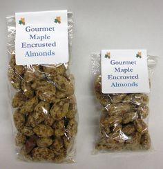 Gourmet Maple Encrusted Nuts