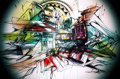 Street Art by HOPARE - France