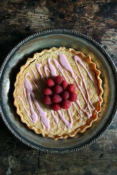 Bakewell Tart | Veggie Desserts Blog