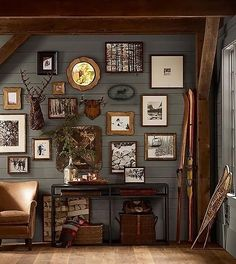Rustic lodge decor wall plus real mount rustic lodge decor country cabin decor rustic rustic cabin . rustic lodge decor image of lodge cabin Chalet Chic, Ski Chalet Decor, Chalet Style, Sweet Home, Photo On Wood, Photo Canvas, Canvas Photos, Rustic Decor, Rustic Chic