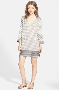 Soft Joie 'Daria' Tunic Dress available at #Nordstrom