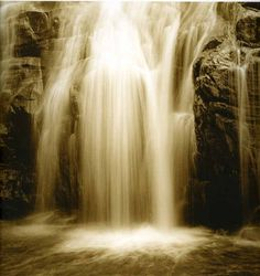 RENA BASS FORMAN - Sri Lanka (Rawana Falls) 2005, toned gelatin silver print, 30 x 30 inches by winston_wachter, via Flickr