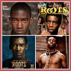 Alexis Simpson: #AfricanAmericanHistory Roots began as a book written by Alex Haley in 1976 and was then made into a miniseries shown on TV in 1977, and then remade in 2016. Roots tells a story of a man named Kunta Kinte who was captured in Africa and sold into American slavery, and it also shares the story of his descendants. The movie explains important concepts such as cultural genocide when Kunta was ripped from his family, home, and freedom in Africa and given a new (slave) name, Toby.