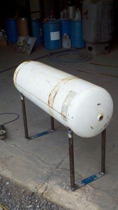 hinges are welded on smoker parrilla tambor cocina rocket und asador. Black Bedroom Furniture Sets. Home Design Ideas