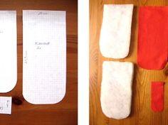 Tutorial fai da te: Come creare custodie porta occhiali via DaWanda.com