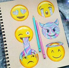Imagen de emoji, art, and drawing