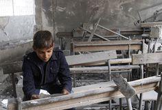 El drama de la guerra en Siria afecta a más de 7 millones de niños