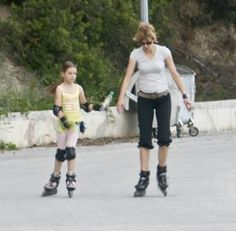 Rollerblade and Burn 500 Calories in 30 min--- Surprising Ways to Slash 500 Calories #9