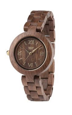 Acasia Nut   WeWOOD Wood Watches