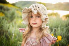 Ravelry: Ava Sun Hat - 3 Versions pattern by Crochet by Jennifer