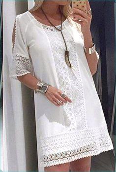 Белая одежда в стиле Бохо — Идеальный вариант для жаркого лета - Feelfeed