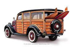woodie automobile | ... | Find the Latest News on Woody Car Pictures at The Cars Pictures