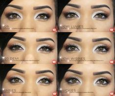 Ardell Lashes: 109, 120, Babies, Demi Luvies, Demi Wispies, Luckies
