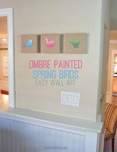 Quick Easy Wall Art | Craft Ideas | Pinterest | Art, Wall ...