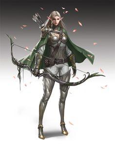 Elves Fantasy, Fantasy Rpg, Fantasy Artwork, Fantasy Character Design, Character Design Inspiration, Character Art, Elfa, Fantasy Art Women, Fantasy Girl
