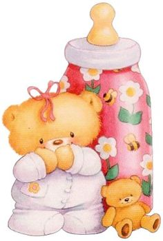 Ositos para baby shower - Imagenes y dibujos para imprimirTodo en imagenes y dibujos