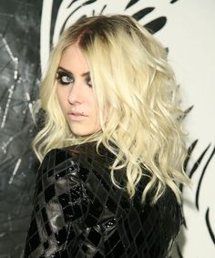 Taylor Momsen Taylor Momsen attends the Versus Versace launch hosted by Donatella Versace at the Lexington Avenue Armory on May 15, 2013 in New York City.