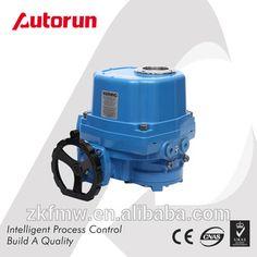 自动运行电磁阀控制防爆电动执行器