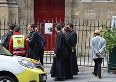 Grande procession Saint-Martin:  résumé et photos.