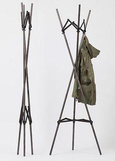 Vandasye Collapsible Coat Rack