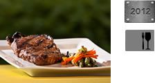 Emeril green new york strip steak
