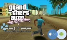 Gta Vice City Stories Iso For Ppsspp Free Download Grand Theft Auto Games Grand Theft Auto Series Adventure Video Game