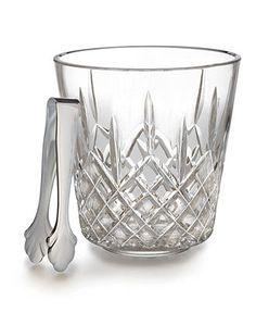WATERFORD #barware #ice #bucket