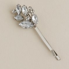 Crystal Bobby Pin