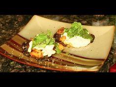 Healthy Recipes | Chicken Pesto Pizza - YouTube