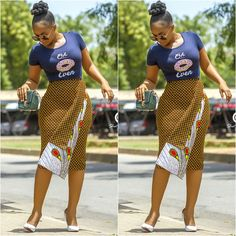 Très Belle Ankara Styles To Rock This Season - AfroCosmopolitan