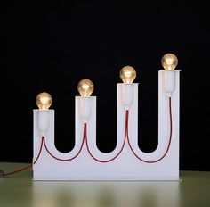 Cord light / Malin Lundmark / By Rydéns