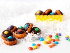 בייגלה בשוקולד (צילום: שרית נובק ,אוכל טוב)