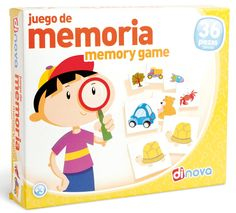 Juegos Educativos - Juegos educativos - Juegos Dinova - Juego de memoria