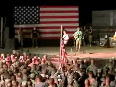 Toby Keith - American Soldier - Live from Iraq!!! This is why he is my favorite singer.