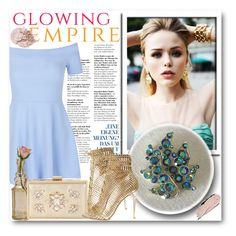 """""""GLOWING EMPIRE 2"""" by fashionmonsters ❤ liked on Polyvore featuring New Look, Gianvito Rossi, Cultural Intrigue and Jane Norman"""