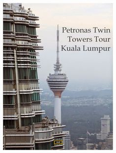 Visit Petronas Twin Towers, the world's tallest twin towers, go up the Skybridge & 86th floor and see Kuala Lumpur from above. Click through for photos and tips.