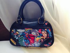 Hey, I found this really awesome Etsy listing at https://www.etsy.com/listing/223629936/superman-dc-comic-book-decoupage-super