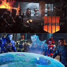 Blackout or Fortnite battle royale? Play S, Games To Play, Minecraft, Battlefield 5, Black Ops 4, Esports, Wallpaper, Anime, Gaming