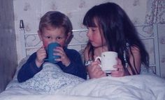 WHEN HE WAS A LITTLE ADORABLE BB MATT AND WE ALL CRIED ABOUT IT FOR AWHILE. | 31 Times Matt Smith Was The Most Perfect Human Being Ever