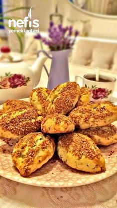 Delicious Pastry with Minced Dill - Delicious Recipes Fun Easy Recipes, Dinner Recipes For Kids, Dinners For Kids, Kids Meals, Easy Meals, Delicious Recipes, Breakfast Sushi, Breakfast Recipes, How To Make Breakfast