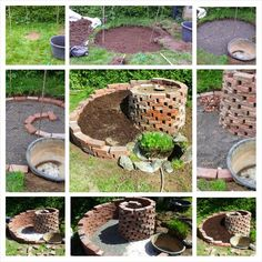 kr uterspirale anordnung kr uter diy garden design. Black Bedroom Furniture Sets. Home Design Ideas
