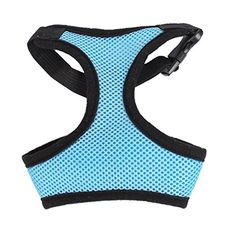 Uxcell Pet Dog Yorkie Mesh Style Adjustable Belt Harness Vest Small Light Blue -- See this great product.Note:It is affiliate link to Amazon.