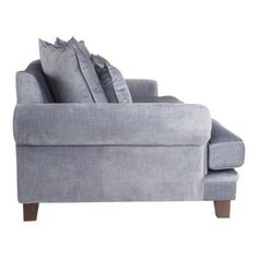 Elegance and comfort combine in our special Lisette Sofa Collection. Covered in sumptuous velvet with plump, high-density seats, plush scatter cushions and classic rolled armrests, the Lisette Sofa will bring a sense of old school glamour into your liv Scatter Cushions, Seat Cushions, 5 Seater Sofa, Velvet Couch, Vintage Sofa, Fabric Sofa, Leather Sofa, Upholstery, Plush