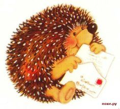 Hedgehog's day