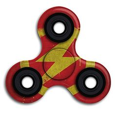 Cheap price The Flash Tri-Spinner Fidget Spinner Toy Hand Spinner High Speed on sale